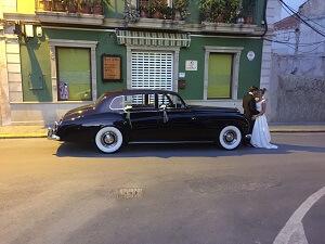 alquiler coches clasicos exclusivos de lujo bodas eventos rodajes alicante murcia javier bringas