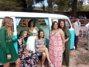 alquiler coches clasicos exclusivos de lujo bodas eventos rodajes alicante murcia lidia david