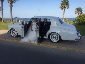 alquiler coches clasicos exclusivos de lujo bodas eventos rodajes alicante murcia tamara