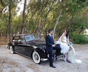 alquiler coches clasicos exclusivos de lujo bodas eventos rodajes alicante murcia pedro galindo