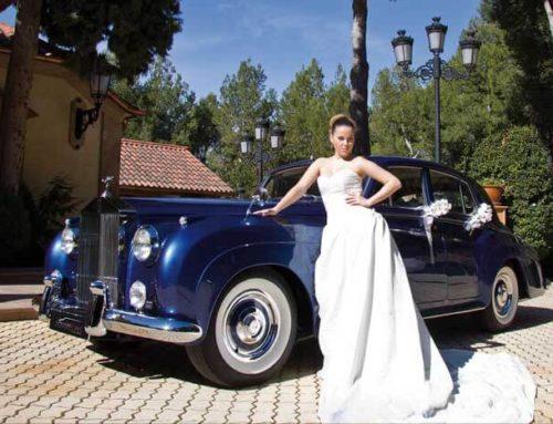 Alquiler de Rolls Royce Silver Cloud