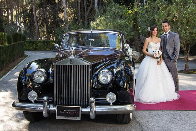 alquiler de rolls royce silver cloud negro 1959 bodas eventos rodajes jj dluxe cars alicante 3