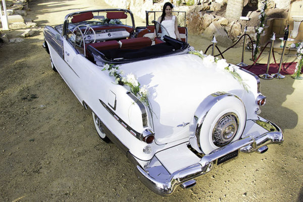 alquiler pontiac star chief 1956 coches clasicos antiguos vintage bodas eventos rodajes alicante jjdluxe cars 1