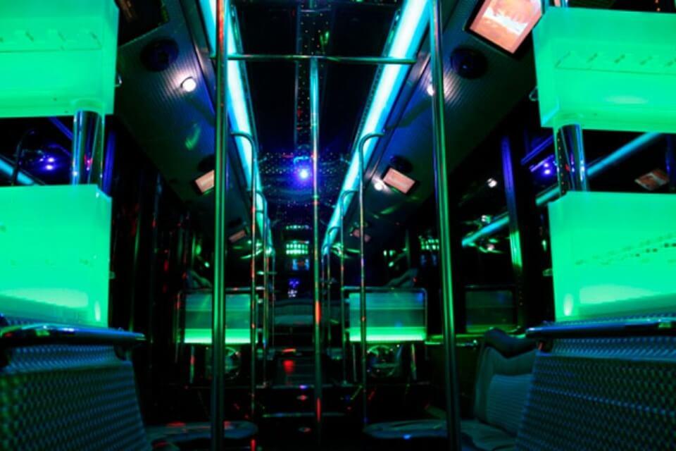alquiler de discobus en alicante transfers despedidas soltera fiestas cumpleanos eventos 50 personas jj dluxe cars 5