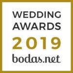 bodas.net wedding awards 2019 jjdluxecars alicante