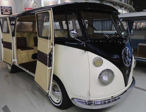 Alquiler de Furgoneta Volkswagen Hippie