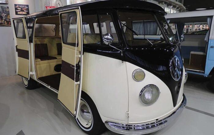 alquiler de furgoneta volkswagen hippie kombi t1 blanca negra en alicante bodas eventos rodajes jj dluxe cars portada