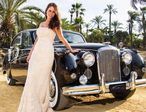 Alquiler de Jaguar para bodas en Alicante