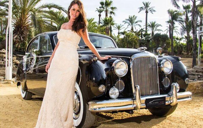 alquiler de jaguar para bodas en alicante mk ix negro 1960 coches clasicos antiguos vintage eventos rodajes jjdluxe cars