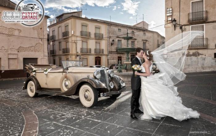 coches antiguos para bodas alquiler de licoln dual cowl 1933 eventos rodajes jj dluxe cars alicante