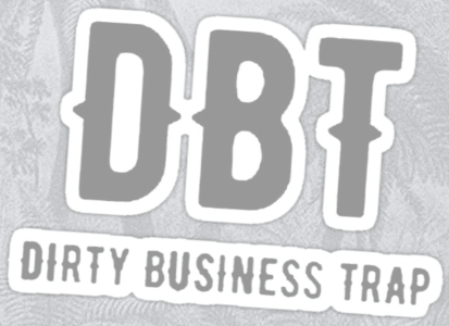 dbt dirty business trap logo alquiler de coches para rodajes jj dluxe cars alicante