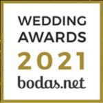 premio bodas net wedding awards 2021 jjdluxe cars alicante